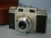 '  AGFA ' Agfa Super Silette Cased Vintage Camera   £14.99
